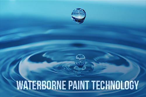 Waterborne Paint Technology