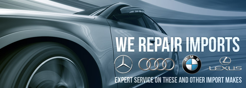 Import Car Accident Repair Experts Quincy, IL