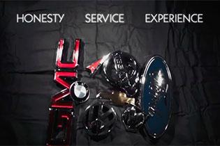 Honesty, Service, Experience